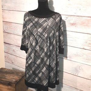 XL AB Studio dress.